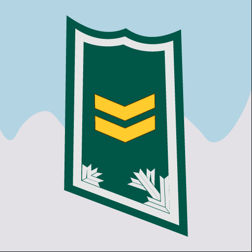 Sotilasarvot logo